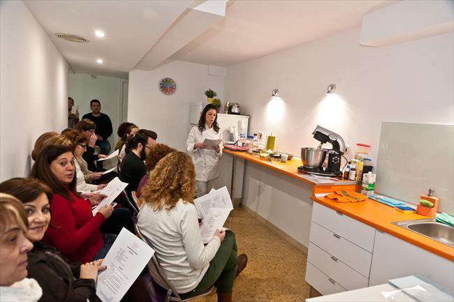 Cocina Coworking Alzira