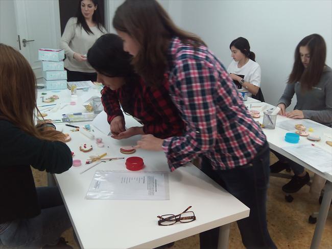 Sala verde Coworking Alzira