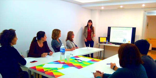 Sala Reuniones Coworking Alzira