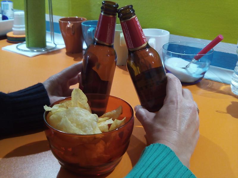 cervecita de los viernes